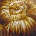 Lisa Pearson Ammonite Acrylic