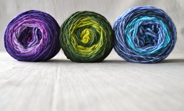 Lopi tri coloured