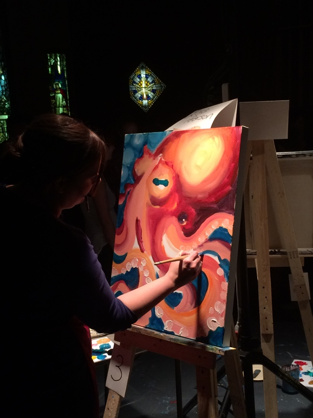 Art Battle 5